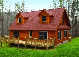 America 39 S Best Value In Log Home And Log Cabin Building